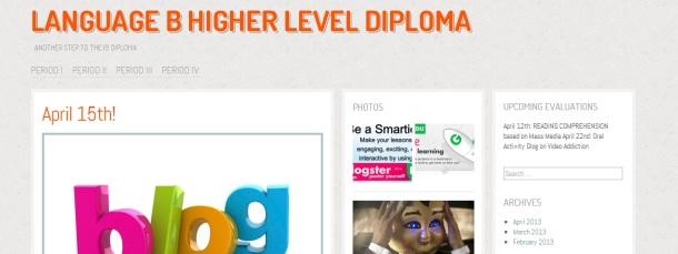 III IB Diploma