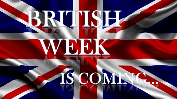 British Week is Coming